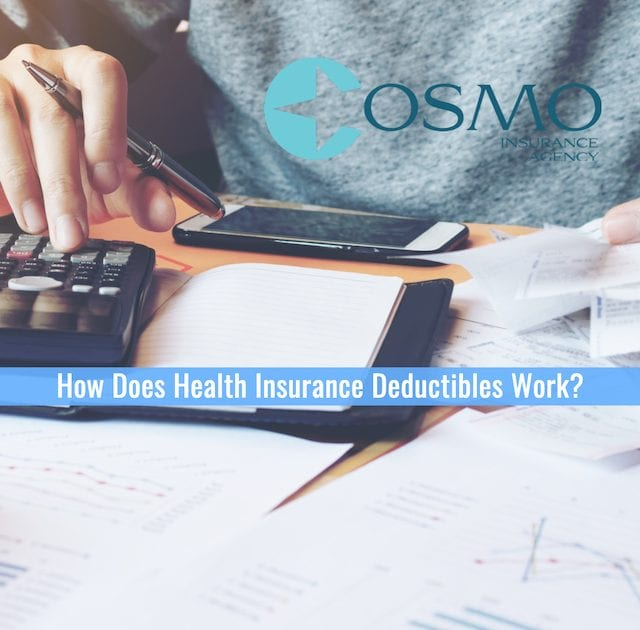 How Does Health Insurance Deductibles Work?   Best NJ ...